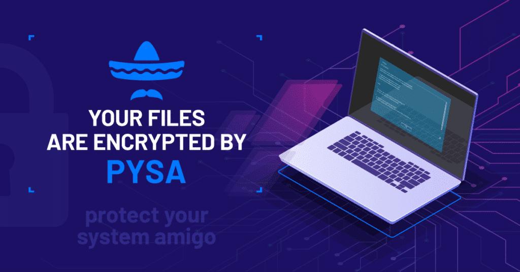 Recuperar Ransomware PYSA