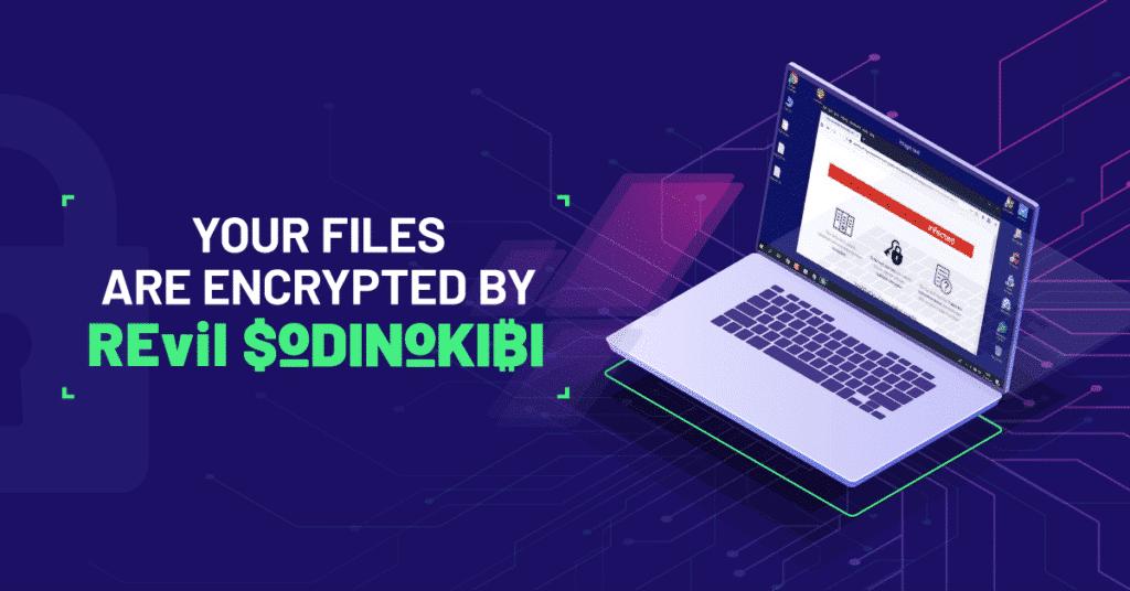 Recuperar Ransomware Revil Sodinokibi