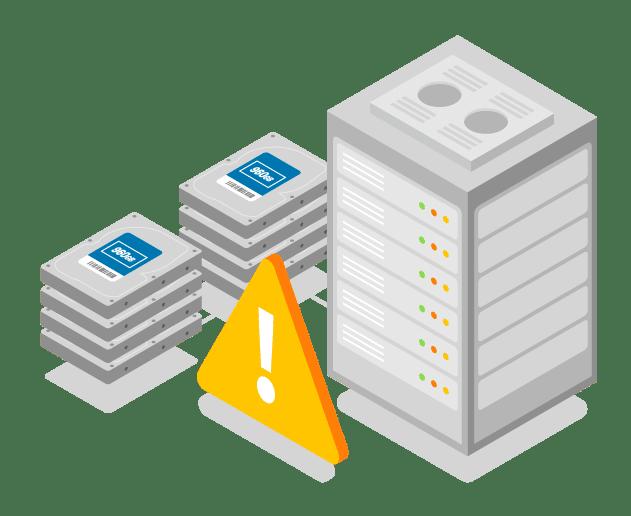 Recuperar-HD-Server