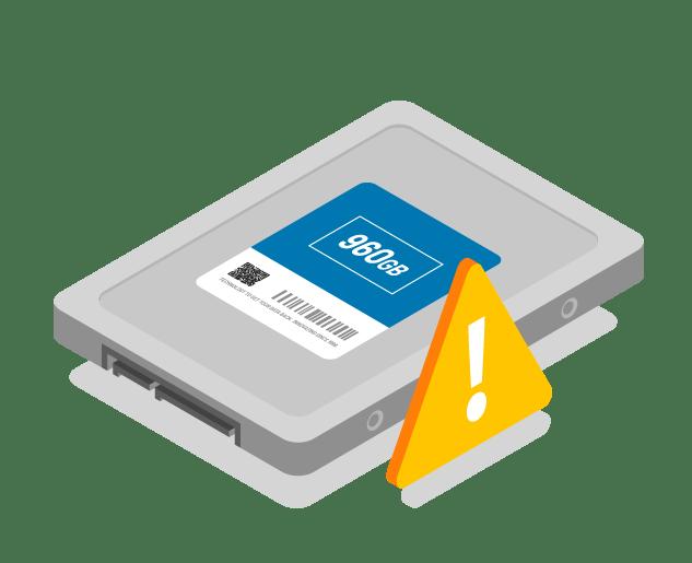 Recuperar-SSD
